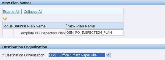 Naming convention in oracle